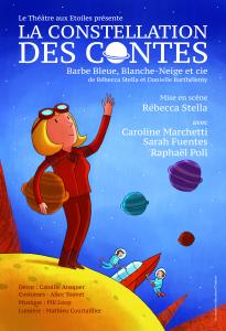 Affiches - la constellation des contes